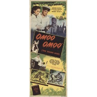 Omoo Omoo, The Shark God (1949)