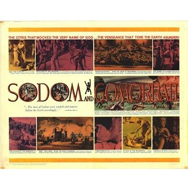 Sodom And Gomorrah (1963)