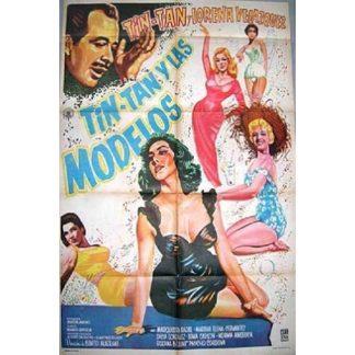 Tin Tan Y Las Modelos (1960)