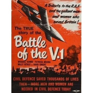 Battle Of The V-1 (1958)
