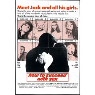How To Succeed With Sex (1970)