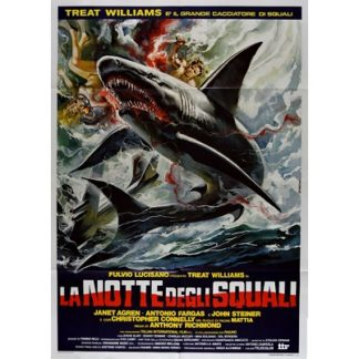 Night Of The Sharks (1987)