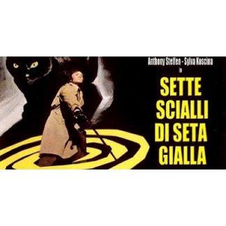 Sette Scialli Di Seta Gialla (1972)