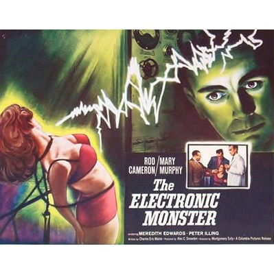 The Electronic Monster (1958)