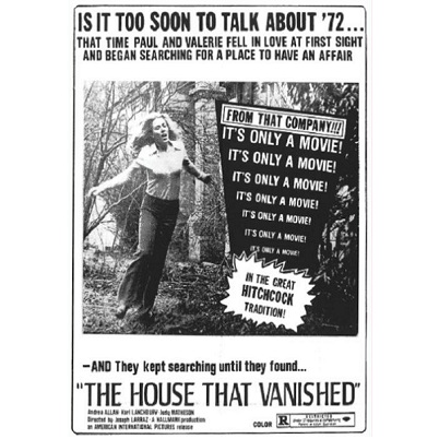The House That Vanished (1973)
