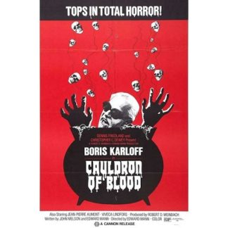 Cauldron Of Blood (1971)