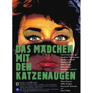 Das Mädchen Mit Den Katzenaugen (1958)