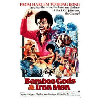 Bamboo Gods And Iron Men (1974)