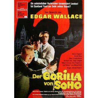 Gorilla Of Soho (1968)