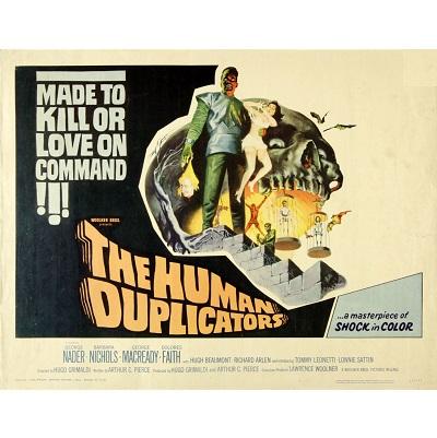 The Human Duplicators (1965)