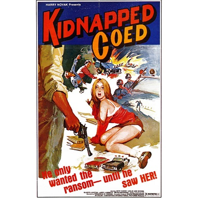 Kidnapped Coed (1976)