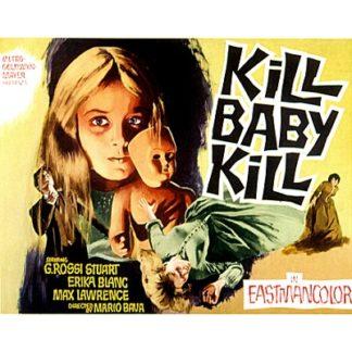 Kill, Baby...Kill! (1966)