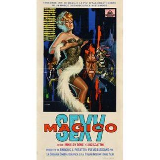 Sexy Magico (1963)