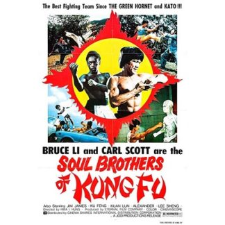 Soul Brothers Of Kung Fu (1978)