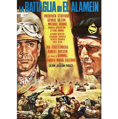 The Battle Of El Alamein (1968)