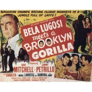 Bela Lugosi Meets A Brooklyn Gorilla (1952)