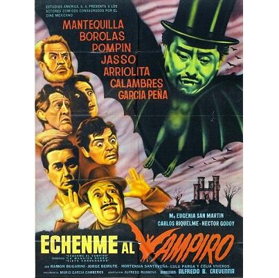 Bring Me The Vampire (1963)