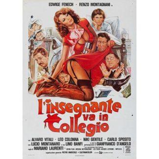The Schoolteacher In College (1978)