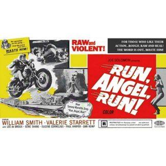 Run, Angel, Run! (1969)
