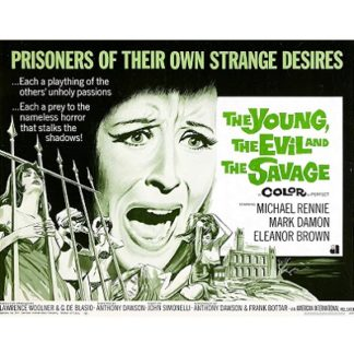 The Young, The Evil And The Savage (1968)