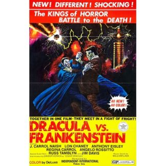 Dracula vs Frankenstein (1971)