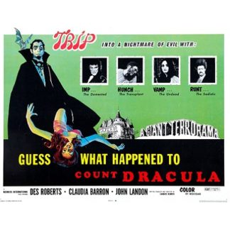 Guess What Happened To Count Dracula? (1970)