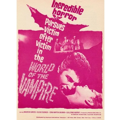 The World Of The Vampires (1960)