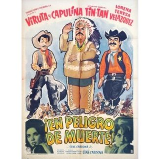 En Peligro De Muerte (1962)