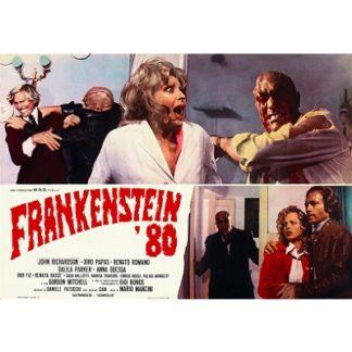 Frankenstein 80 (1972)