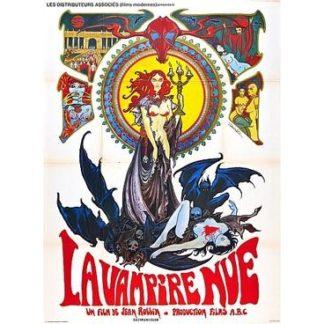 La Vampire Nue (1969)
