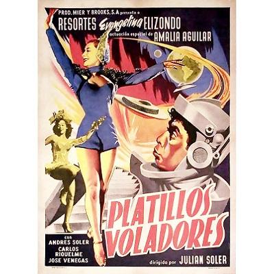 Los Platillos Voladores (1955)