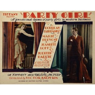 Party Girl (1930)