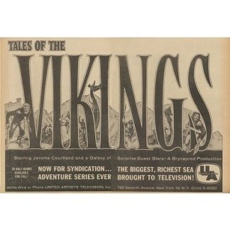 Tales Of The Vikings (1959-60)