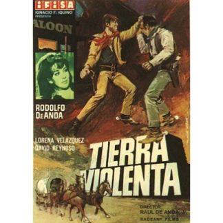 Tierra De Violencia (1966)