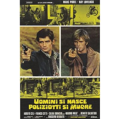 Uomini Si Nasce Poliziotti Si Muore (1976)