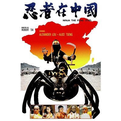 Ninja: Final Duel (1986)