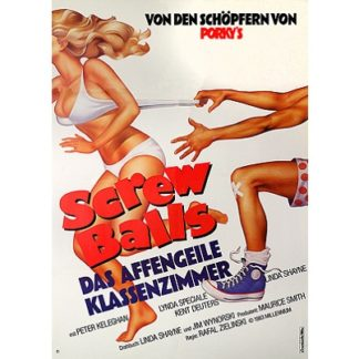 Screwballs - Das Affengeile Klassenzimmer (1983)