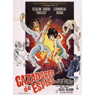 Cazadores De Espias (1969)