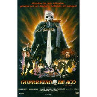 Ator IL Guerriero Di Ferro (1987)