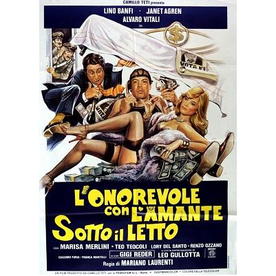 L'onorevole Con L'amante Sotto Il Letto (1981)