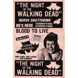 Night Of The Walking Dead (1975)