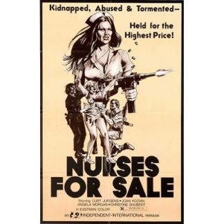 Nurses For Sale (1971)