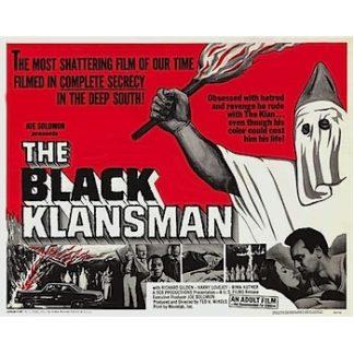 The Black Klansman (1966)