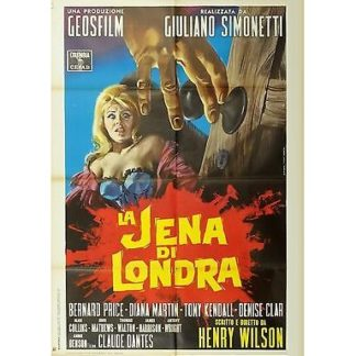 Hyena Of London (1966)
