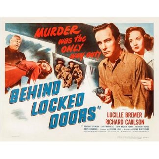 Behind Locked Doors (1948)
