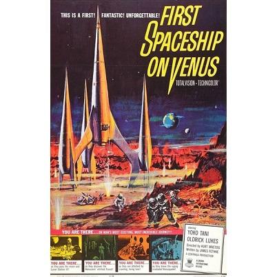 First Spaceship On Venus (1962)
