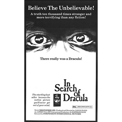 In Search Of Dracula (1975)