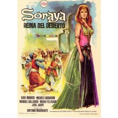 Soraya, Reina Del Desierto (1964)