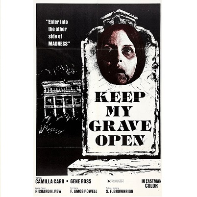 Keep My Grave Open (1976)