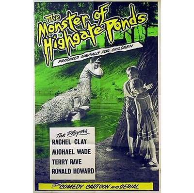 The Monster Of Highgate Ponds (1961)